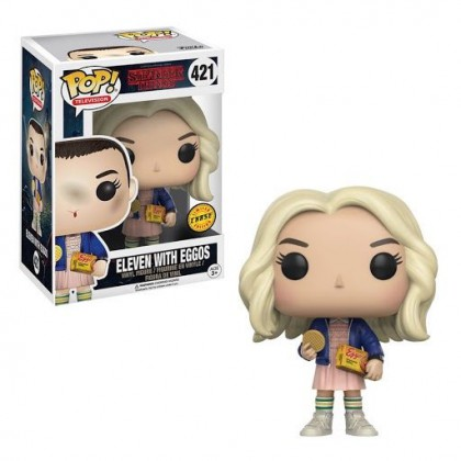 Stranger Things Eleven with eggos (chase limited edition)