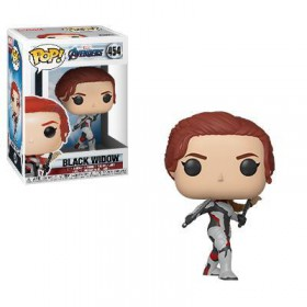 Black Widow Avengers EndGame Pop!