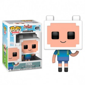 Adventure Time Mindcraft Finn