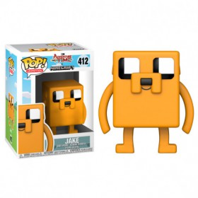 ADVENTURE TIME X MINECRAFT JAKE