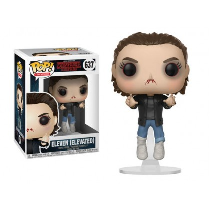 Stranger Things ELEVEN (ELEVATED) POP!