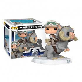 Star Wars The Empire Strikes Back - Luke Skywalker with Tauntaun