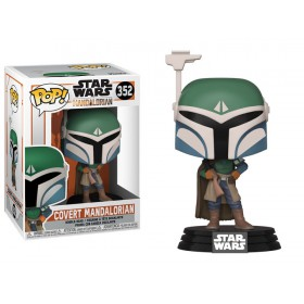 Star Wars The Mandalorian Covert Mandalorian