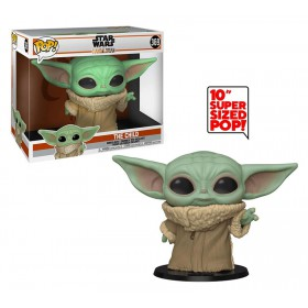 Star Wars The Mandalorian The Child Super Sized (Baby Yoda)