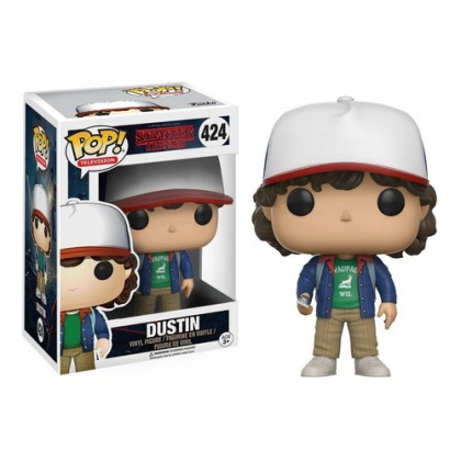 Stranger Things Dustin