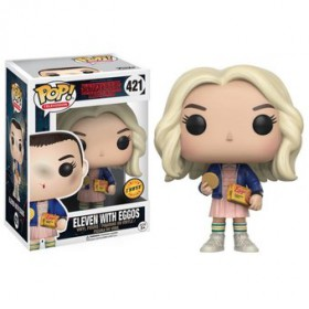 Stranger Things:Eleven with eggos (Limited Chase Edition) Pop!