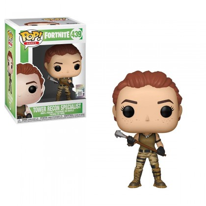 Fortnite Tower Recon Specialist Pop!