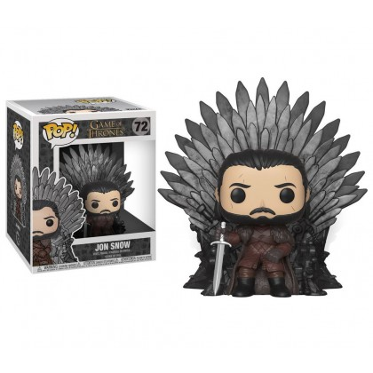 Game of Thrones Jon Snow 72 Pop!