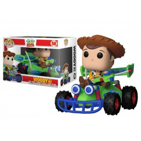 Toy Story 4 Woody with RC