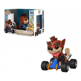 Crash Bandicoot Team Racing CTR Rides!