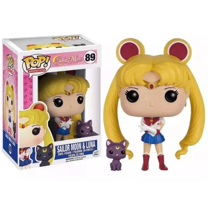Sailor Moon Sailor Moon & Luna