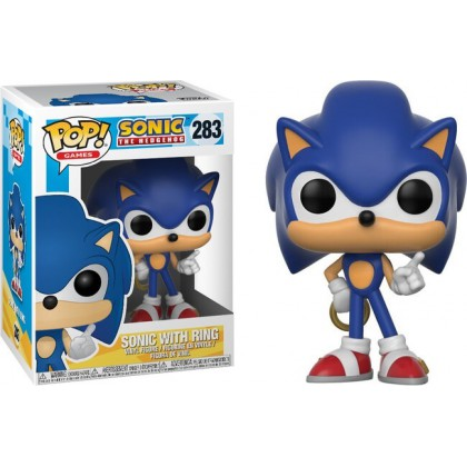 Pop! - Sonic with ring