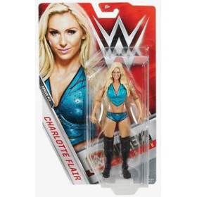 WWE WRESTLING BASIC SERIES 71 CHARLOTTE FLAIR