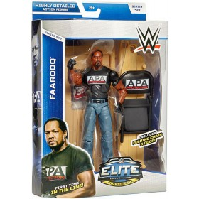WWE Elite Collection Series 38 Farooq