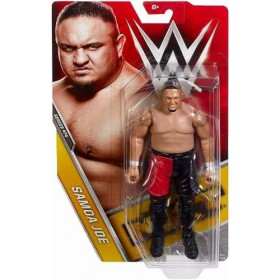 WWE WRESTLING BASIC SERIES 70 SAMOA JOE