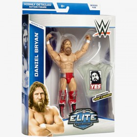 WWE Elite Collection Series 38 Daniel Bryan