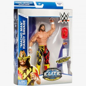 WWE Elite Collection Series 38 Macho Man