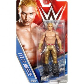 WWE Wrestling Basic Series 66 Tyler Breeze