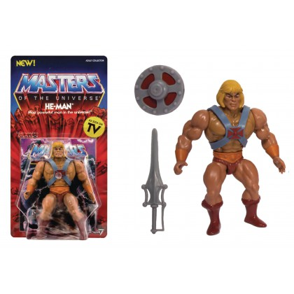 He-Man - Masters of the Universe Vintage Super7 Filmation Motu