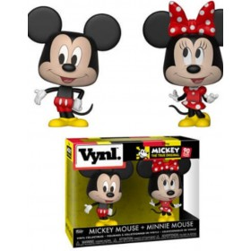 Mickey & Minnie Funko Vinyl