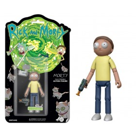 Rick and Morty - Morty