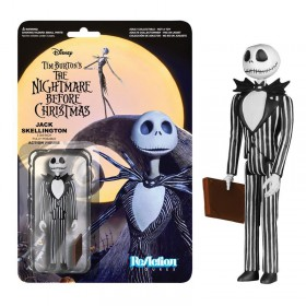 ReAction: The Nightmare Before Christmas: Jack Skellington Evil - 3 3/4