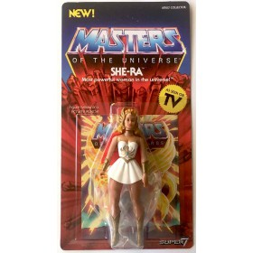 Masters of the Universe She-Ra - Vintage Super7 Filmation Motu