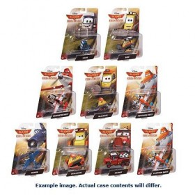 Planes Fire & Rescue Vehicles