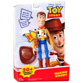 Toy Story - Talking Woody