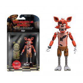 FIVE NIGHTS AT FREDDY´S - FOXY