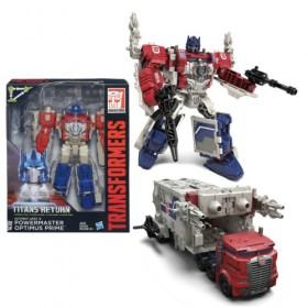 Transformers - Titans Return - Power Master Optimus Prime