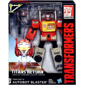 Transformers - Titans Return - Autobot Blaster