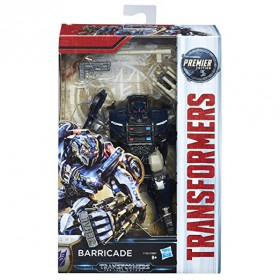Transformers The Last Knight - Barricade