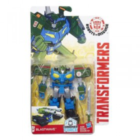 Transformers: Robots in disguise warriors - Blastwave