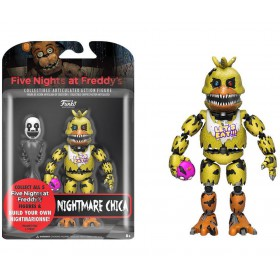 Five Nights at Freddy´s - Nightmare Chica