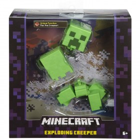 Minecraft - Exploding Creeper