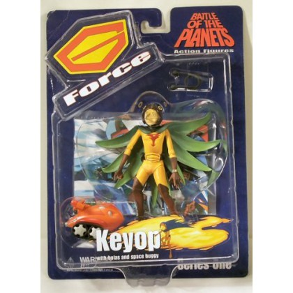 G Force Keyop