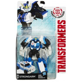 Transformers: Robots in disguise warriors - Strongarm