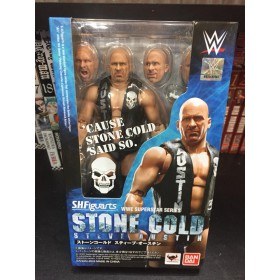 S.H.Figuarts WWE Superstars Series - Stone Cold