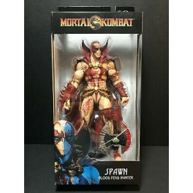 Mortal Kombat Spawn Blood Feud Hunter- Mcfarlane Toys