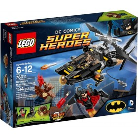 DC: Batman: Man-Bat Attack 76011