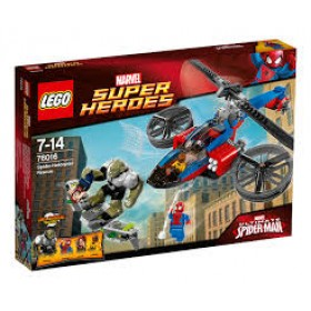 MARVEL: Spider-Helicopter Rescue 76016