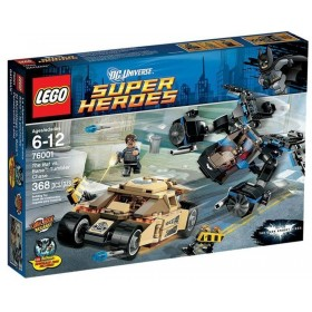 DC: The Bat vs. Bane: Tumbler Chase 76001