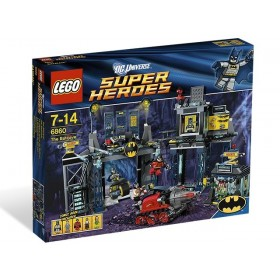 DC: The Batcave 6860
