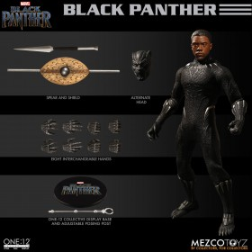 Black Panther - Mezco One:12 Collective