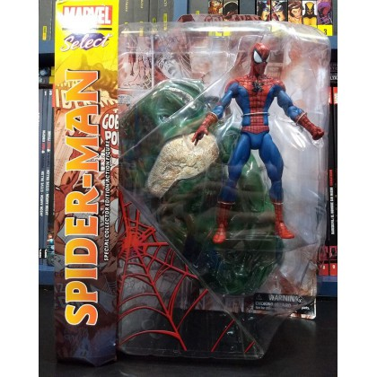 Spider-Man Marvel Select