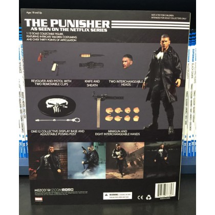 Punisher Netflix One:12 Collective