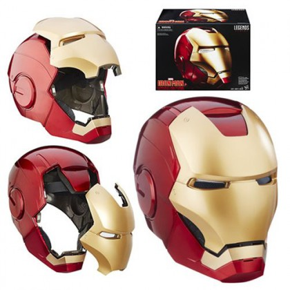 Iron Man Helmet Electronic Marvel Legends