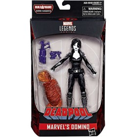 Marvel Legends Deadpool Series Build Marvel's Sasquatch - MARVEL`S DOMINO