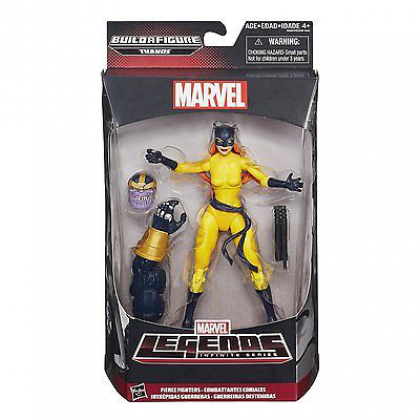 Marvel Legends Infinite Fierce Fighters Hellcat